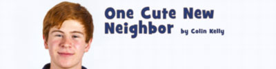 One Cute New Neighbor story link